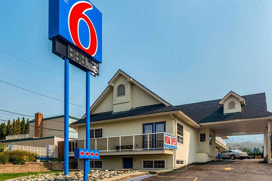 Motel 6 - Kamloops