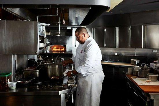 Conrad New York: Restaurant