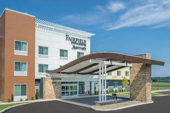 A great stay review of fairfield inn suites bloomsburg - Bloomsburg university swimming pool ...