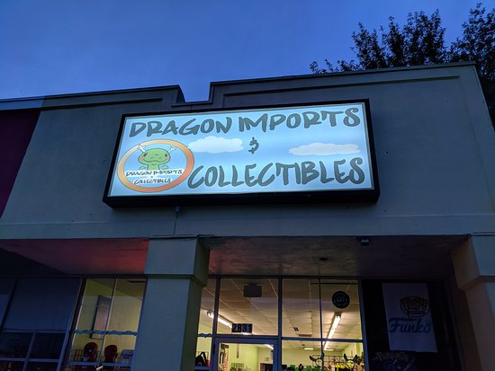 Dragon Imports and Collectibles