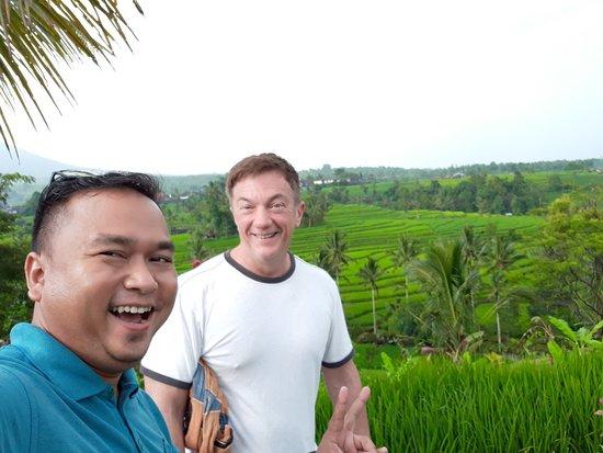 Your Bali Trip Driver: herman