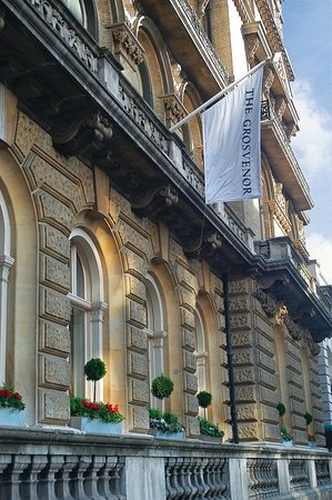Afternoon Tea Groupon Deal Review Of The Grosvenor Hotel