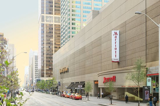 Toronto Marriott Bloor Yorkville Hotel