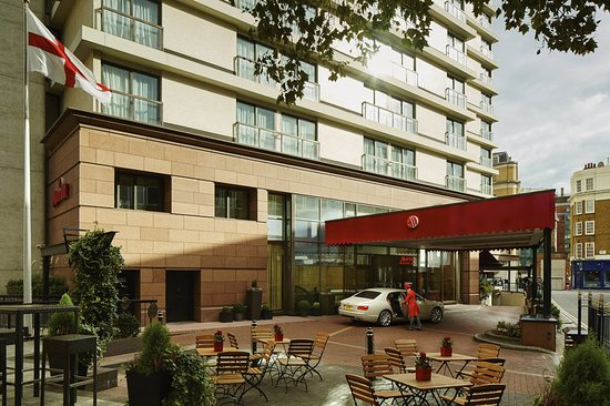 hotell nära paddington station
