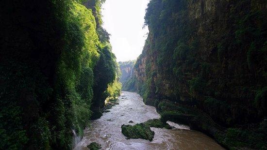 Xingyi, China: 馬岭河峽谷