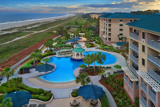 Marriott S Barony Beach Club Updated 2018 Hotel Reviews Price Comparison Hilton Head Sc Tripadvisor