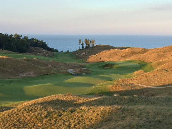 Arcadia Bluffs Golf Club