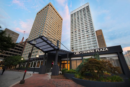 Crowne Plaza - Baltimore Downtown Inner Harbor Hotel