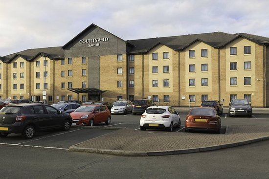 Image result for Courtyard Marriott paisley