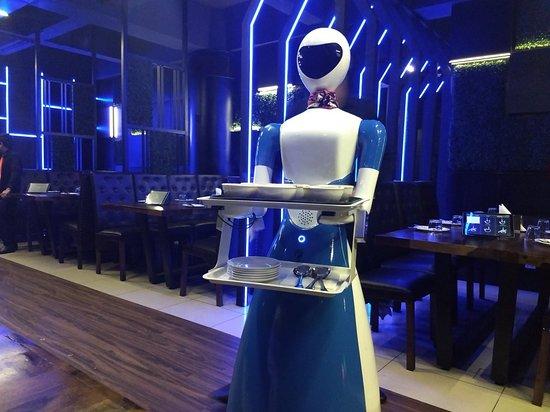 Robot Restaurant Coimbatore Restaurant Reviews Phone