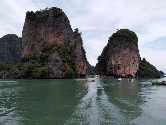 Phang Nga Bay : Islands