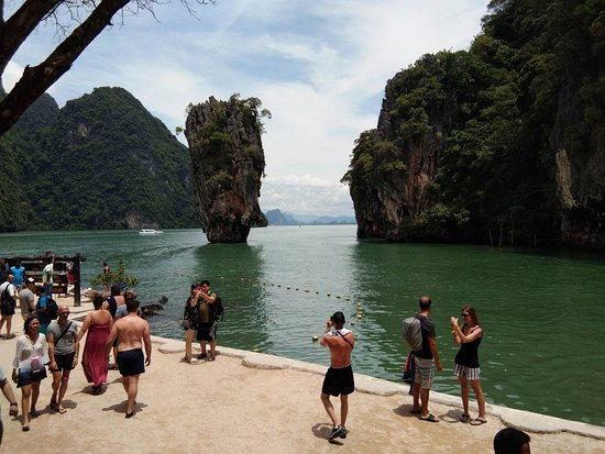 Phang Nga Bay : James Bond Island