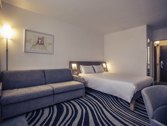 Le Subdray, Frankrike: Guest room