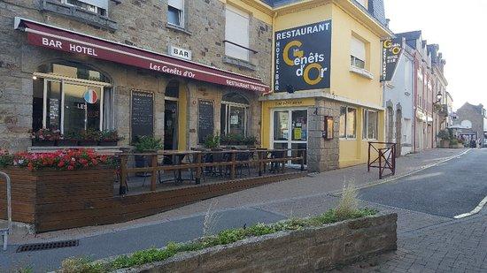 Muzillac, França: Les Genets d'Or