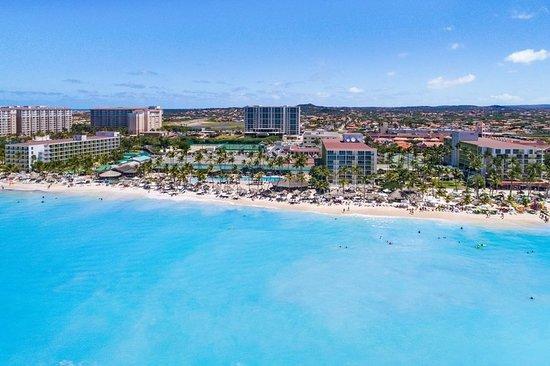 Holiday Inn Resort Aruba Beach Palm Eagle Reviews Photos Rate Comparison Tripadvisor