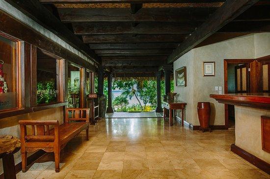 Pacific Resort Aitutaki: Lobby