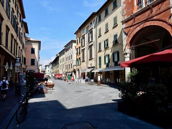 Borgo Stretto : Ruelle