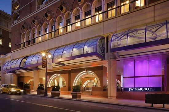 JW Marriott San Francisco Union Square Hotel
