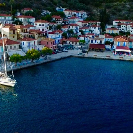 Agia Kyriaki, Greece: Το Καρνάγιο
