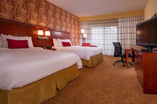 Hunt Valley, Μέριλαντ: Guest room