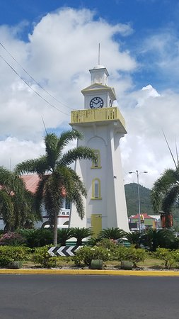 Apia Town Clock Tower