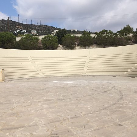 Tala, Chipre: Kendall and Morelli Amphitheatre
