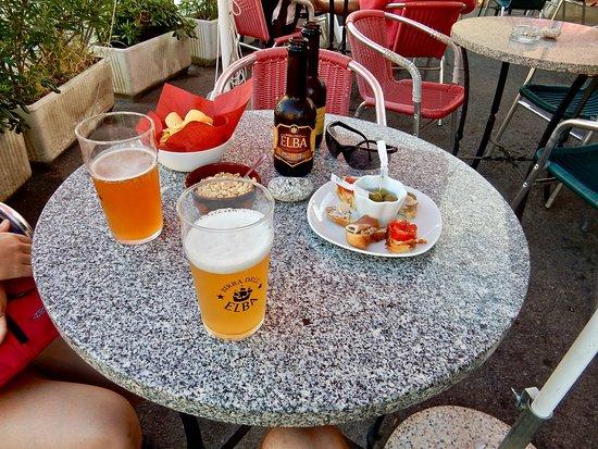 Pomonte, Olaszország: Boisson de l'île d'Elbe