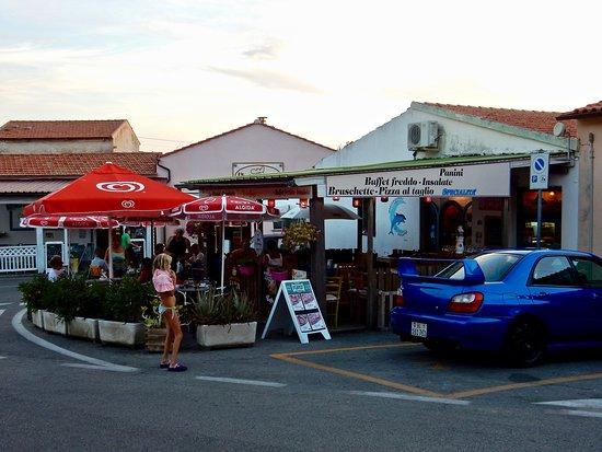 Pomonte, Olaszország: Bar