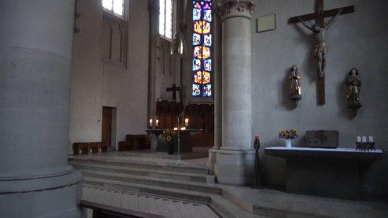 Tübingen, Jerman: St. Johannes Evangelist