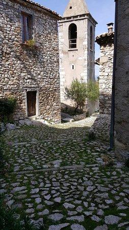 Corvara, Italie: il campanile