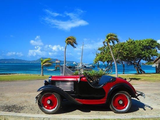 Petit St.Vincent: Company Car.....