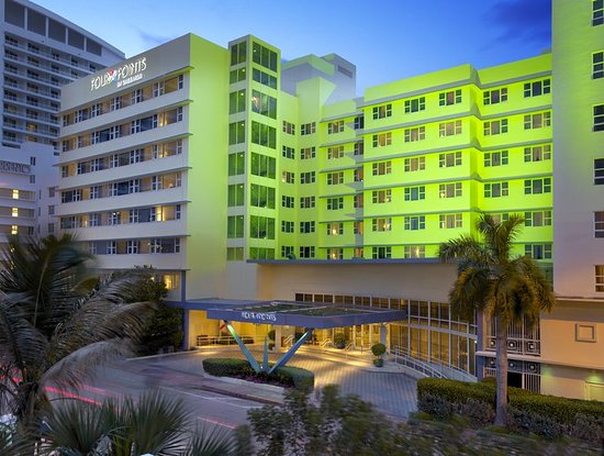 Four Points By Sheraton Miami Beach Updated 2018 Prices Hotel Reviews Fl Tripadvisor