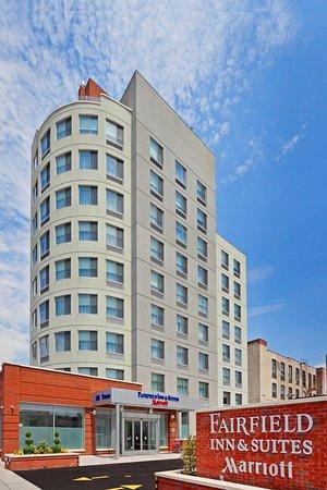 Fairfield inn suites new york brooklyn hotel reviews photos price comparison tripadvisor for Hotels near brooklyn botanical garden