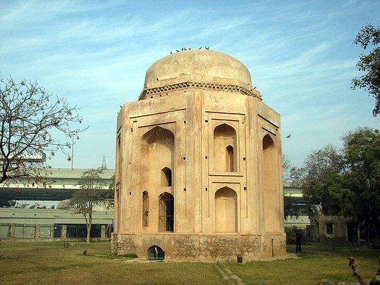 Maqbara of Paik