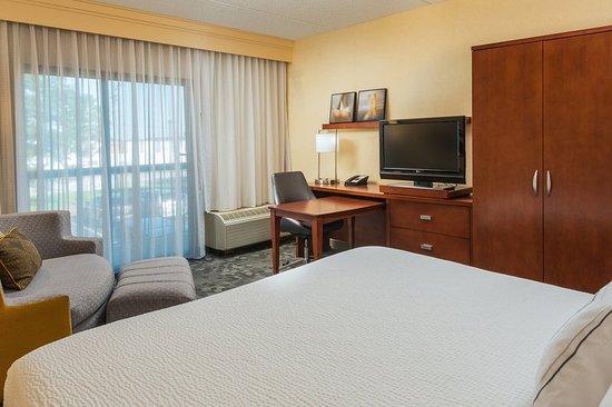 Wood Dale, Ιλινόις: Guest room