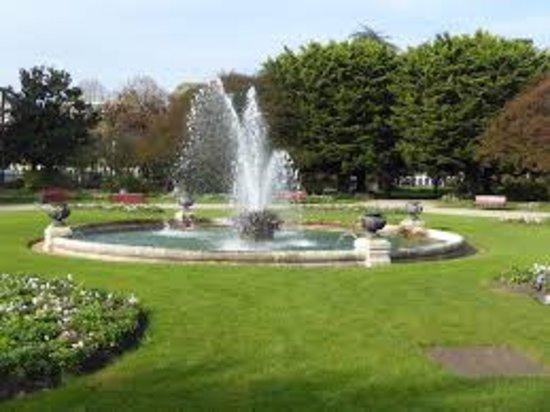 Jardin Léon Bonnat