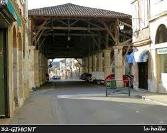 Halle de Gimont