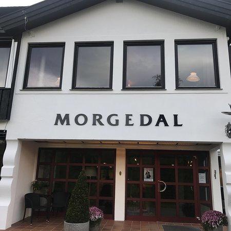 Bilde fra Morgedal
