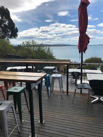 Salt Shaker Cafe & Restaurant: Views from deck