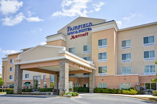 Fairfield Inn & Suites Birmingham Pelham/I-65