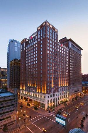 Marriott St Louis Grand 174 2 1 7 Updated 2018 Prices Hotel Reviews Saint Mo Tripadvisor