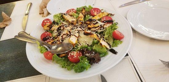 Faidimos: Salad