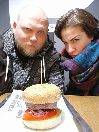 Bilde fra Burger Heroes