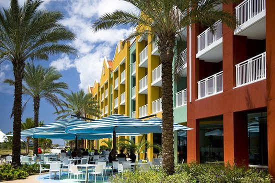 Best Place To Stay Within Walking Distance Of All Ping And Restaurants The Review Renaissance Curacao Resort Willemstad