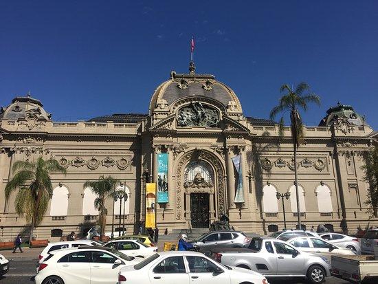 Chilijskie Narodowe Muzeum Sztuk Pięknych