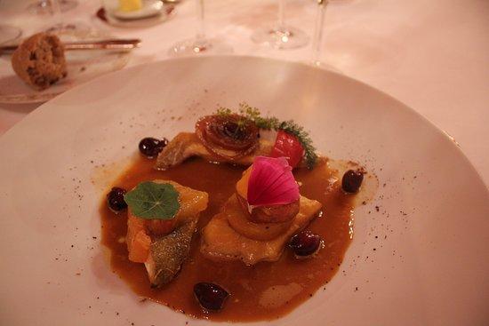 Audrieu, Frankrike: Le plat principal
