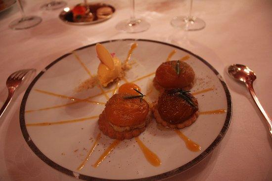 Audrieu, Frankrike: Le dessert