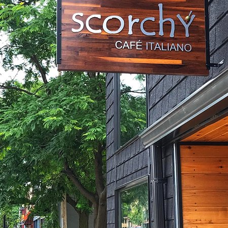 Rockton, IL: Scorchy Cafe Italiano