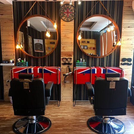 Mr. Fox Barbershop
