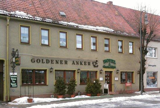 Jüterbog, Deutschland: Straßenansicht